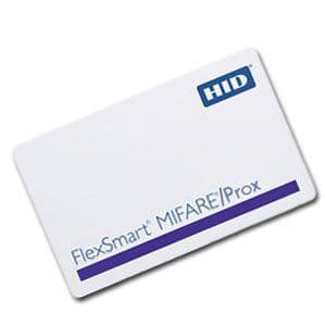 1431 - HID MIFARE® Combination Flexsmart® Cards - 100 Pack